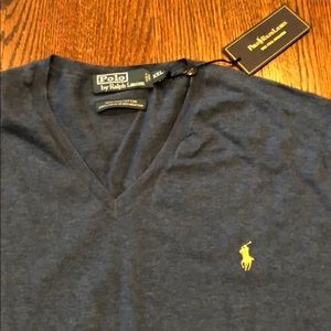 Ralph Lauren polo light weight sweater